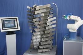 Robotized feeder